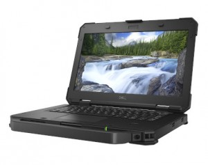 DELL Latitude 14 Rugged 5420 i5-8350U 8GB 256GB iUHD620 51Wh W10P 3CAR [out]