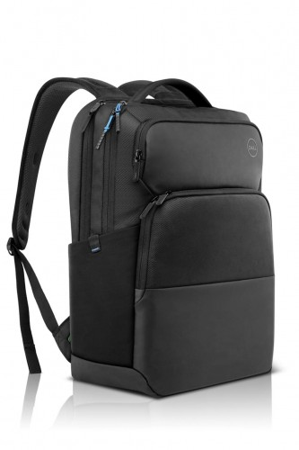 "Plecak DELL Pro Backpack 17"" front lewa"