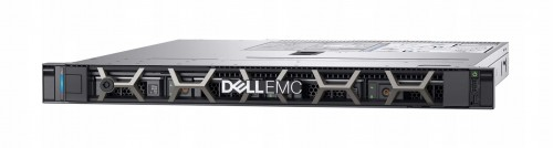 DELL PowerEdge R340 front z ramką prawa